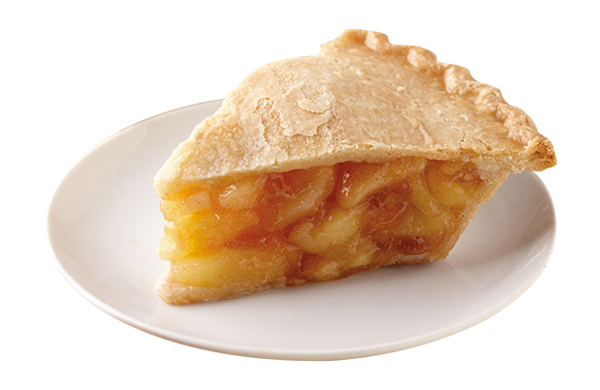 Apple Pie per slice